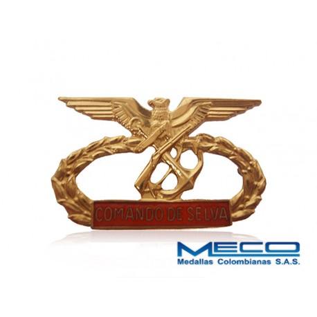 Distintivo Comando de Selva Armada Nacional