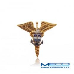 Distintivo Sanidad Armada Nacional