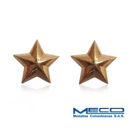 Distintivo Estrella Pala Cadete Armada Nacional