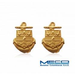 Distintivo Escudos Chaco Armada Nacional