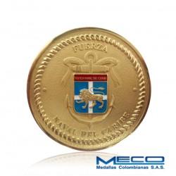 Moneda Fuerza Naval del Caribe Armada Nacional