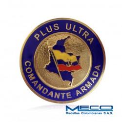 Moneda Comandante Plus Ultra Armada Nacional