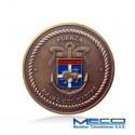 Moneda Fuerza Naval del Caribe al Trabajo Bien Hecho Armada Nacional