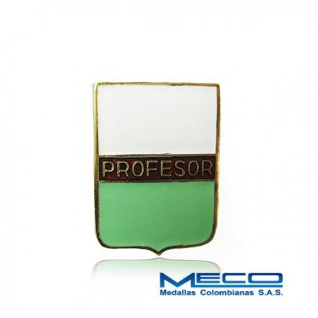 Distintivo Profesor Militar Policia Nacional