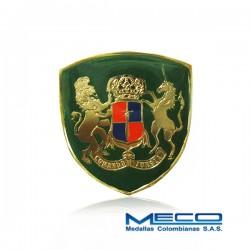 Distintivo Curso Comando Jungla Policia Nacional