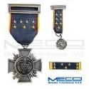 Medalla Orden Publico Octava Vez