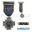 Medalla Orden Publico Sexta Vez
