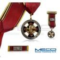 Medalla Orden Jose Maria Cordova Comendador