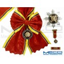 Medalla Orden Jose Maria Cordova Gran Cruz