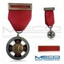 Medalla Orden Jose Maria Cordova Compañero