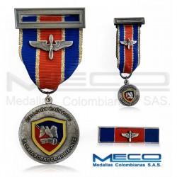 Medalla Militar San Miguel Arcangel
