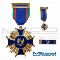 Medalla Militar Escuela Militar de Cadetes