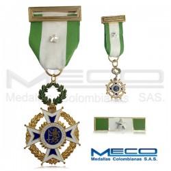 Medalla Guardia Presidencial Merito Militar