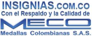 Medallas Colombianas SAS MECO